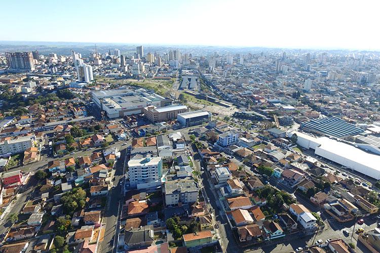 Mais de 50 obras estão em andamento em Ponta Grossa, diz Prefeitura ... 8db8819e45