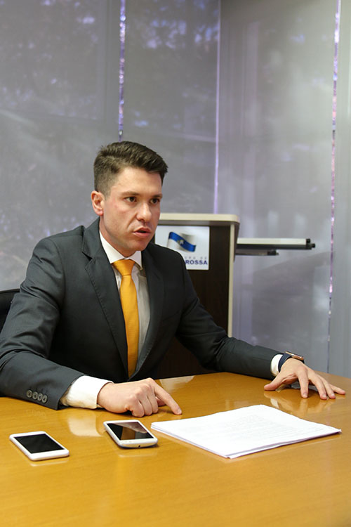 """Marcus Freitas: """"Em dois meses, com medidas de ajuste fiscal e cobranças mais eficientes, aumentamos os impostos municipais em R$ 13 milhões, aproximadamente"""""""