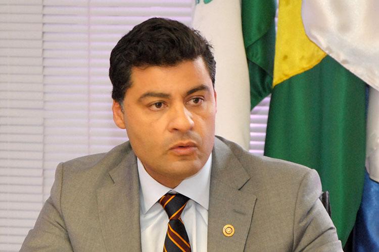 A eleição foi durante o IV Encontro dos Municípios com o Desenvolvimento Sustentável em Brasília