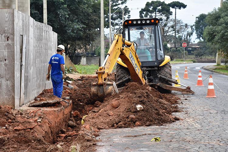 Serão investidos mais de R$ 500 mil na construção de 4 mil metros de rede, beneficiando duas mil residências