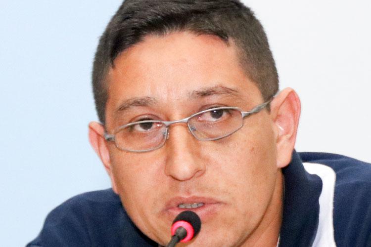 """Sargento Guiarone: """"Eu não tenho medo de ninguém, trabalhei na Polícia Militar, enfrentei vagabundo, troquei tiro"""""""