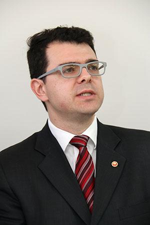 O comando do Gaeco Ponta Grossa ficará a cargo do promotor Antonio Juliano Souza Albanez