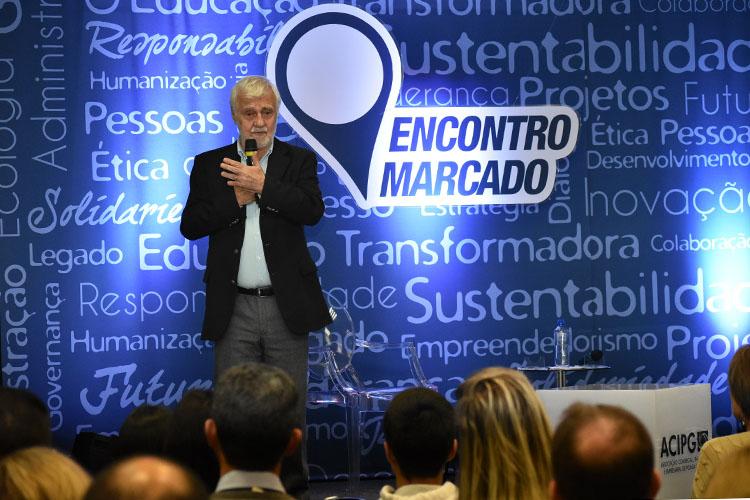 O economista Luiz Carlos Edwald mostra otimismo com relação à economia do país