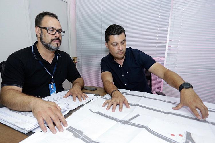As propostas foram encaminhadas para o Paraná Cidade. Após a autorização do Estado as obras podem ser licitadas